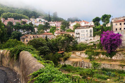 Фото бесплатно Синтра это город в Большом Лиссабонском регионе, Португалия