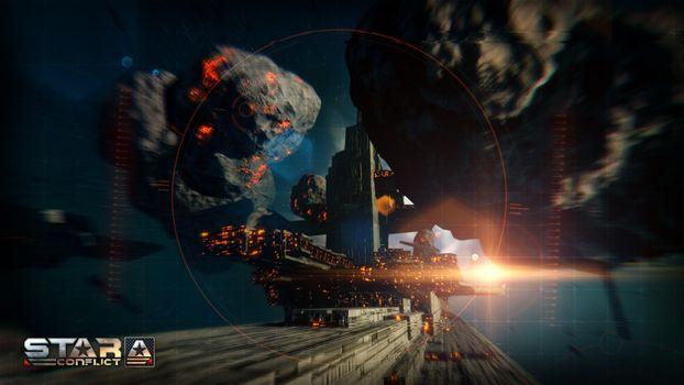 Фото бесплатно онлайн игра, MMO SPACE ACTION, экшн