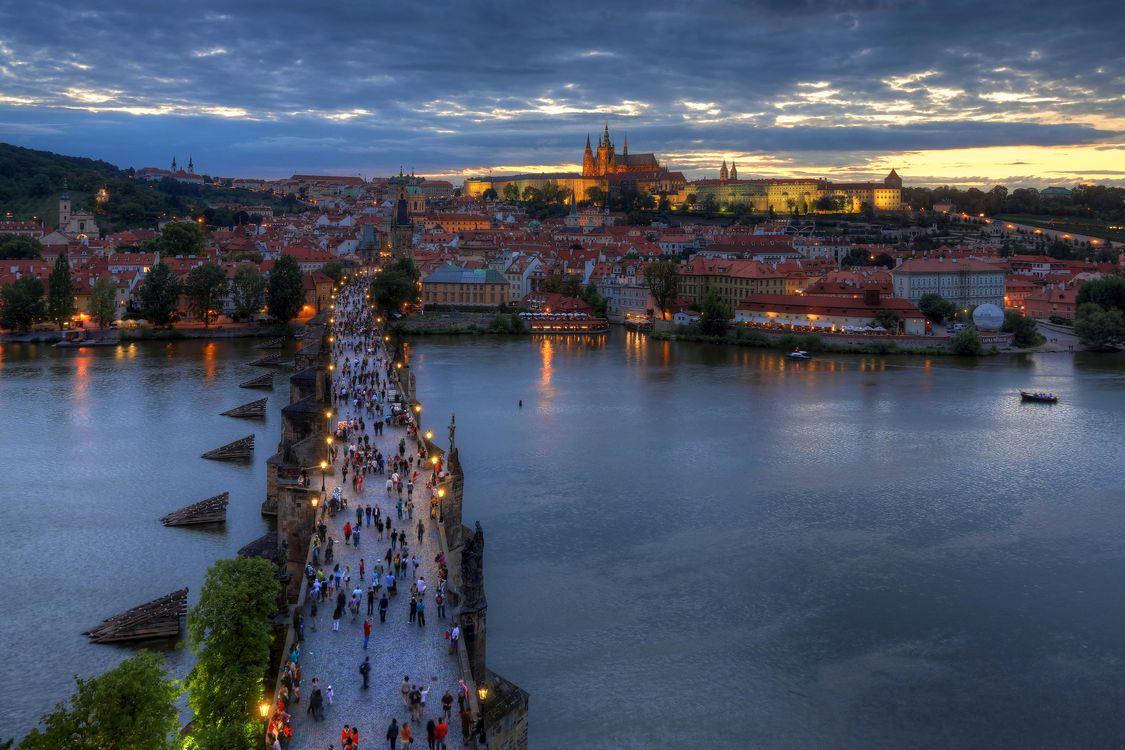 Фото бесплатно Czech Republic, Prague, Чехия - на рабочий стол