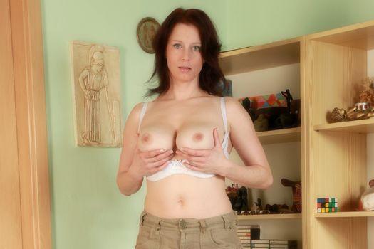Фото бесплатно Carol, модель, зрелая, сочная