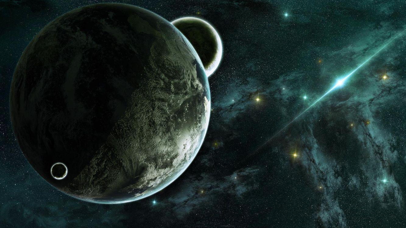 Скачать обои вселенная, космос