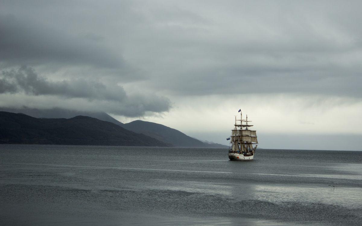 Фото бесплатно корабль, парусник, порт - на рабочий стол