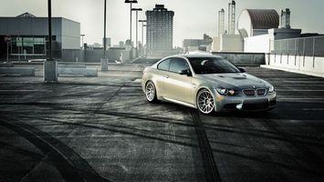 Фото бесплатно BMW, машина, белая