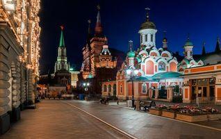 Заставки Казанский собор, Россия, это Русская православная церковь