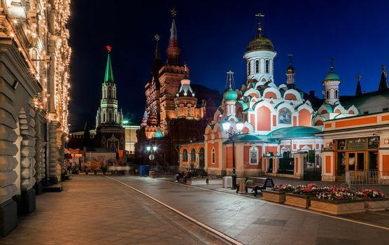Фото бесплатно Казанский собор, Россия, это Русская православная церковь