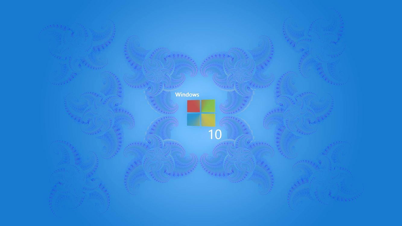 Фото рабочего стола windows 10 · бесплатное фото