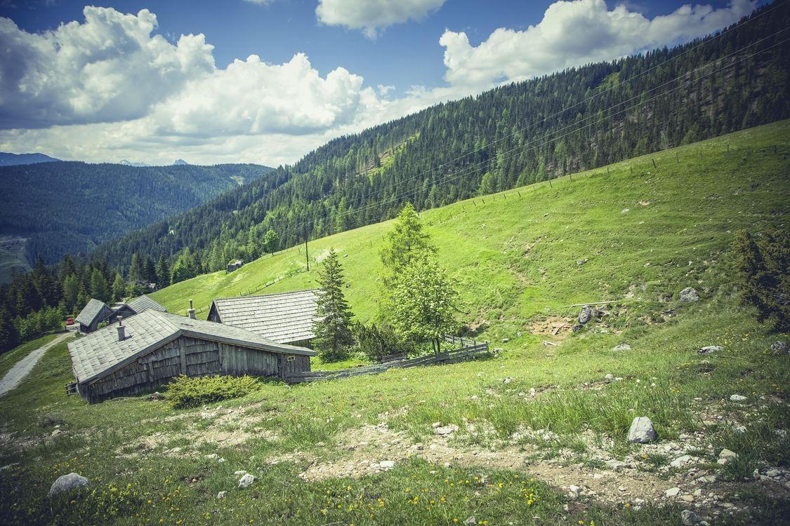 Фото бесплатно Austria, Австрия, горы - на рабочий стол