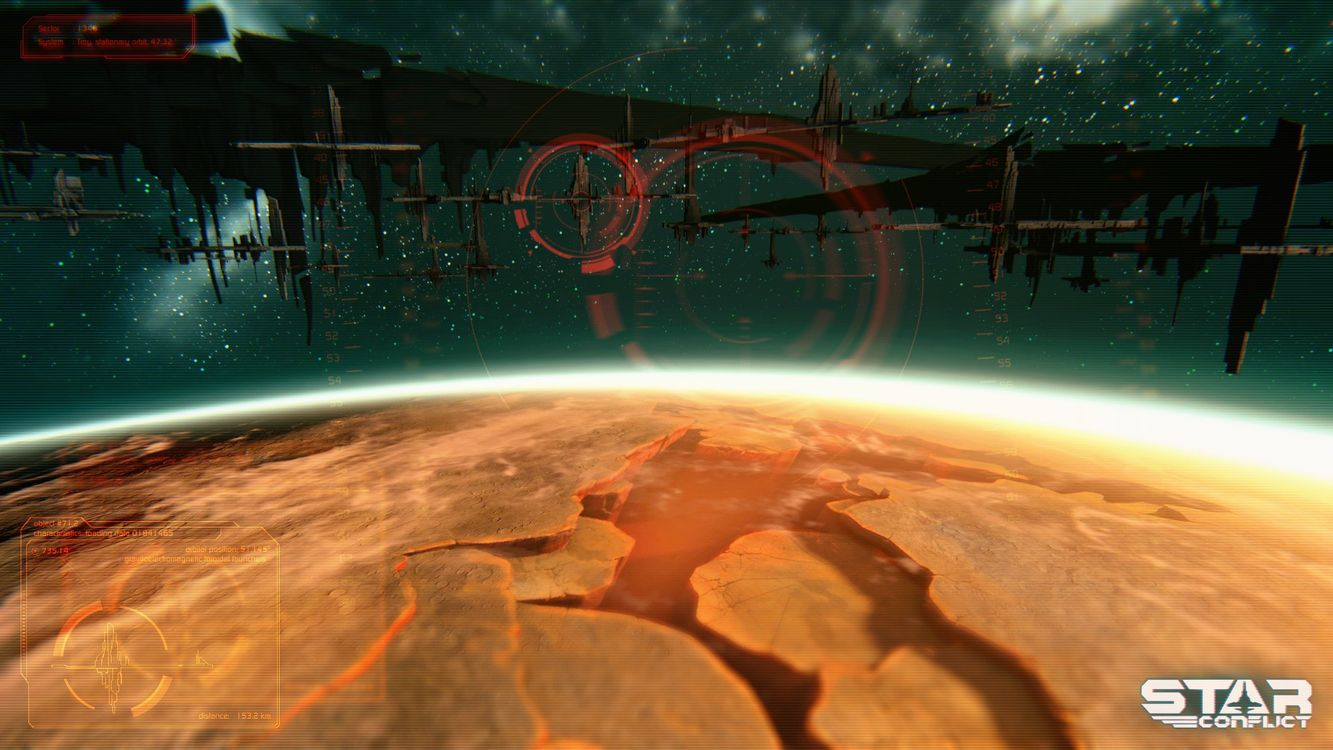 Фото бесплатно MMO SPACE ACTION, MMO, космос - на рабочий стол