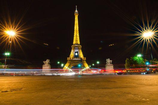 Скачать франция, эйфелева башня обои на телефон бесплатно