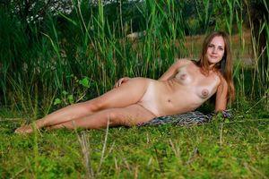 Фото бесплатно Hailey, красотка, голая, голая девушка, обнаженная девушка, позы, поза, сексуальная девушка, эротика