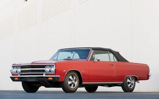Photo free chevrolet, cabriolet, red