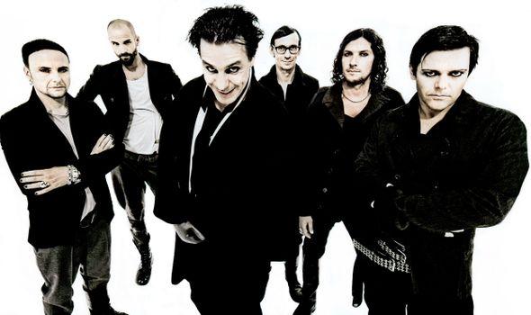 Фото бесплатно Музыканты, Рок, Rammstein