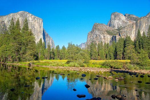 Фото бесплатно Yosemite National Park, California, USA