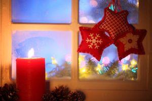Фото бесплатно свечи, Свеча, Новый год