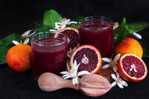 Фото бесплатно апельсин, напиток, сок