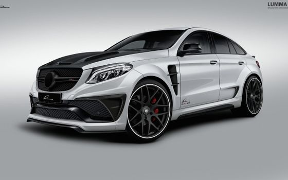 Фото бесплатно Mercedes, AMG, GLE 63