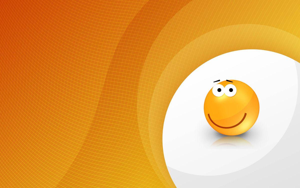 Фото бесплатно смайл, глаза, рот, фон желтый, сетка, разное