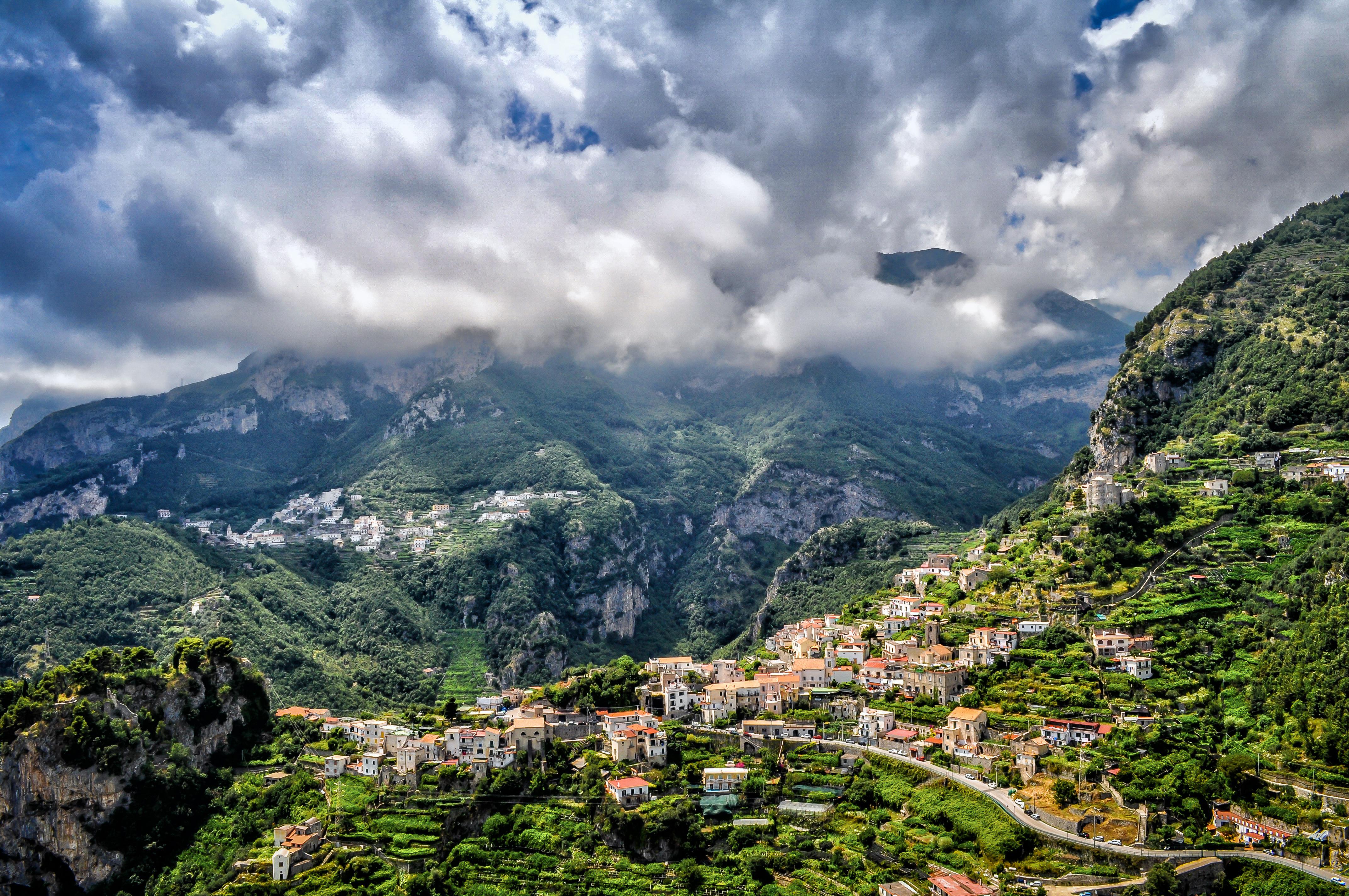 Италия, Amalfi, Italia