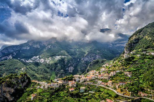 Photo free Italy, Amalfi, Italia