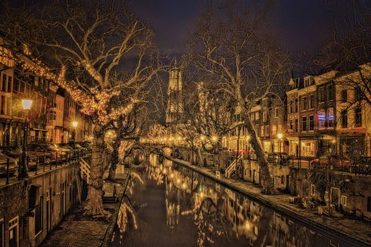 Photo free the capital and the largest city of the Netherlands, Located in the province of North Holland, Holland