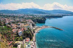 Бесплатные фото SORRENTO,ITALY,Сорренто,Италия