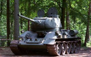 Бесплатные фото танк,т-34,башня,люки,дуло,пушка,броня