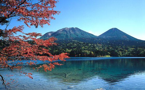Фото бесплатно озеро, чистое, гладь