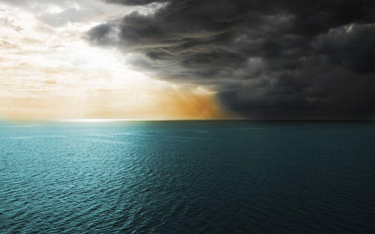 Фото бесплатно облака, небо, лучи солнца - на рабочий стол