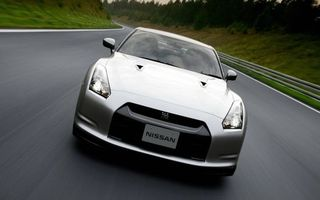Photo free nissan grr, silver, lights