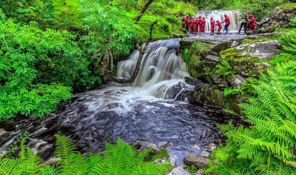 Фото бесплатно Южный Уэльс, Великобритания, река