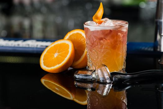 Wallpapers drink, alcoholic cocktail on the phone high quality