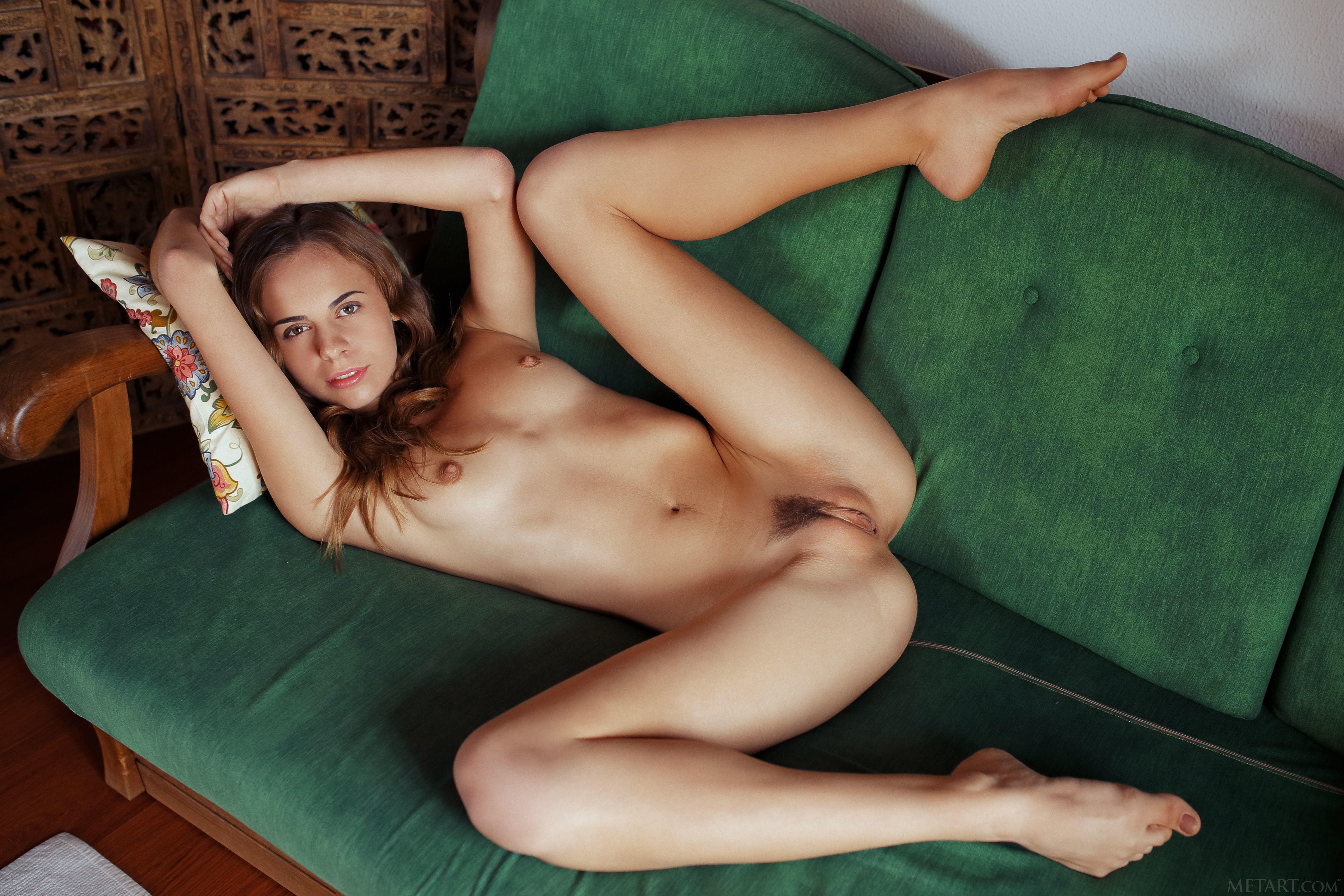 Gracie, красотка, голая