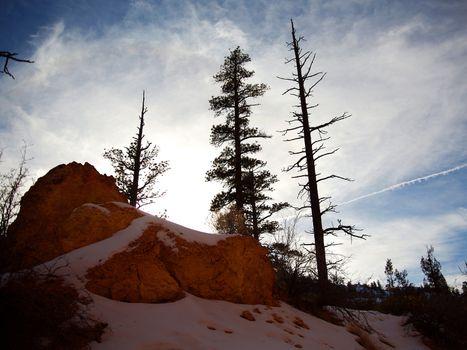 Фото бесплатно камни, валуны, снег