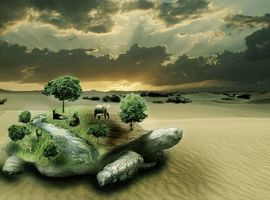 Фото бесплатно сюрреализм, фантасмагория, 3d