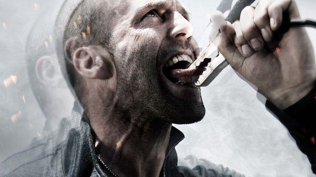 Photo free adrenaline 2, Jason Statham, terminal