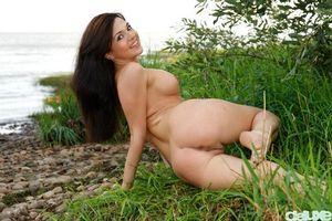 Фото бесплатно Karina, Katarine, Kayla, Adel A, модель, эротика, красотка, девушка, голая, голая девушка, обнаженная девушка, позы, поза