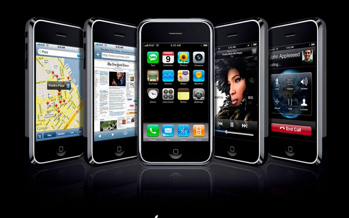 Фото бесплатно смартфоны, дисплеи, сенсоры - на рабочий стол