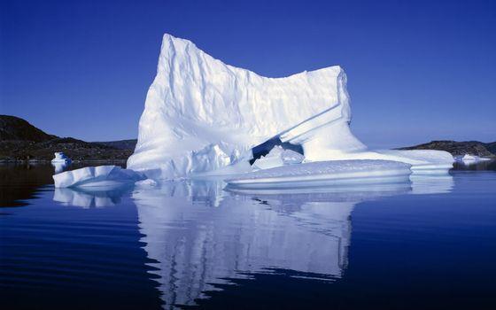 Фото бесплатно море, гладь, отражение