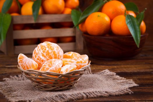 Заставки цитрусовые, мандарины, фрукты
