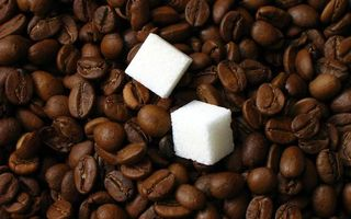 Photo free Coffee, grain, sugar