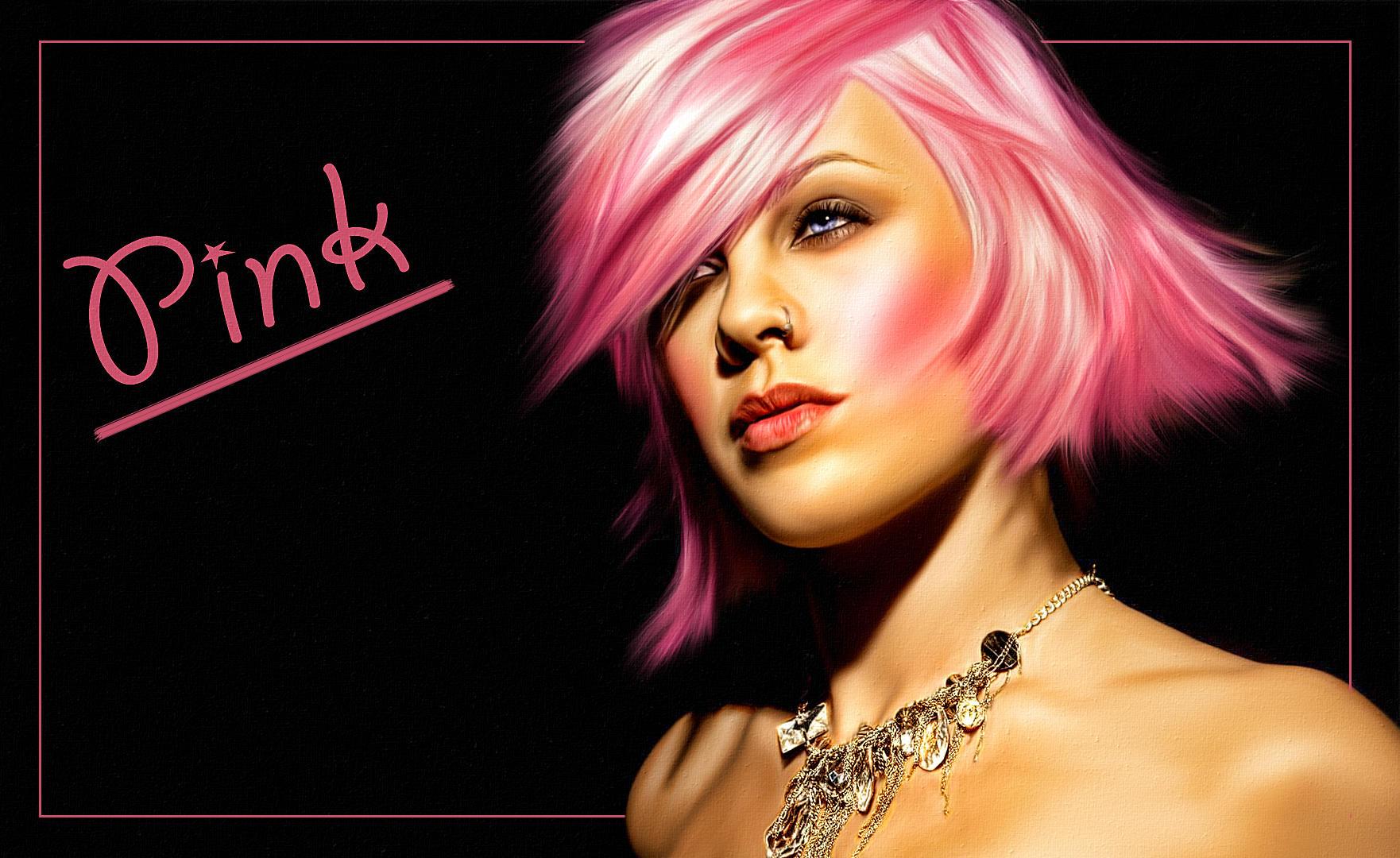 Обои Pink, американская певица, автор песен, актриса