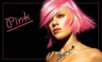 Фото бесплатно Pink, американская певица, автор песен