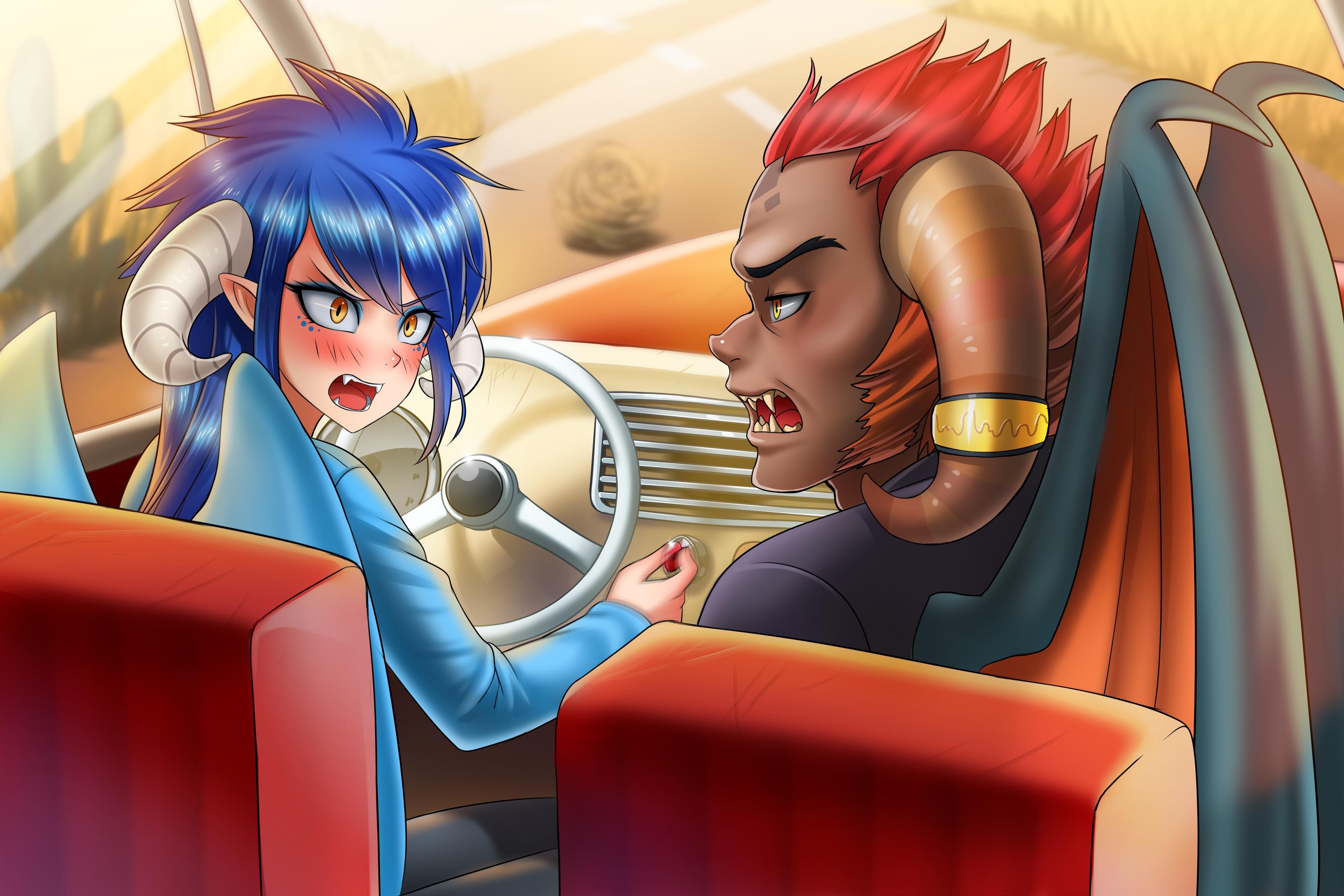 Обои Аниме, 3D, комиксы, Comix
