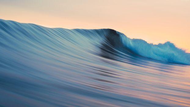 Заставки океан, волна, берег