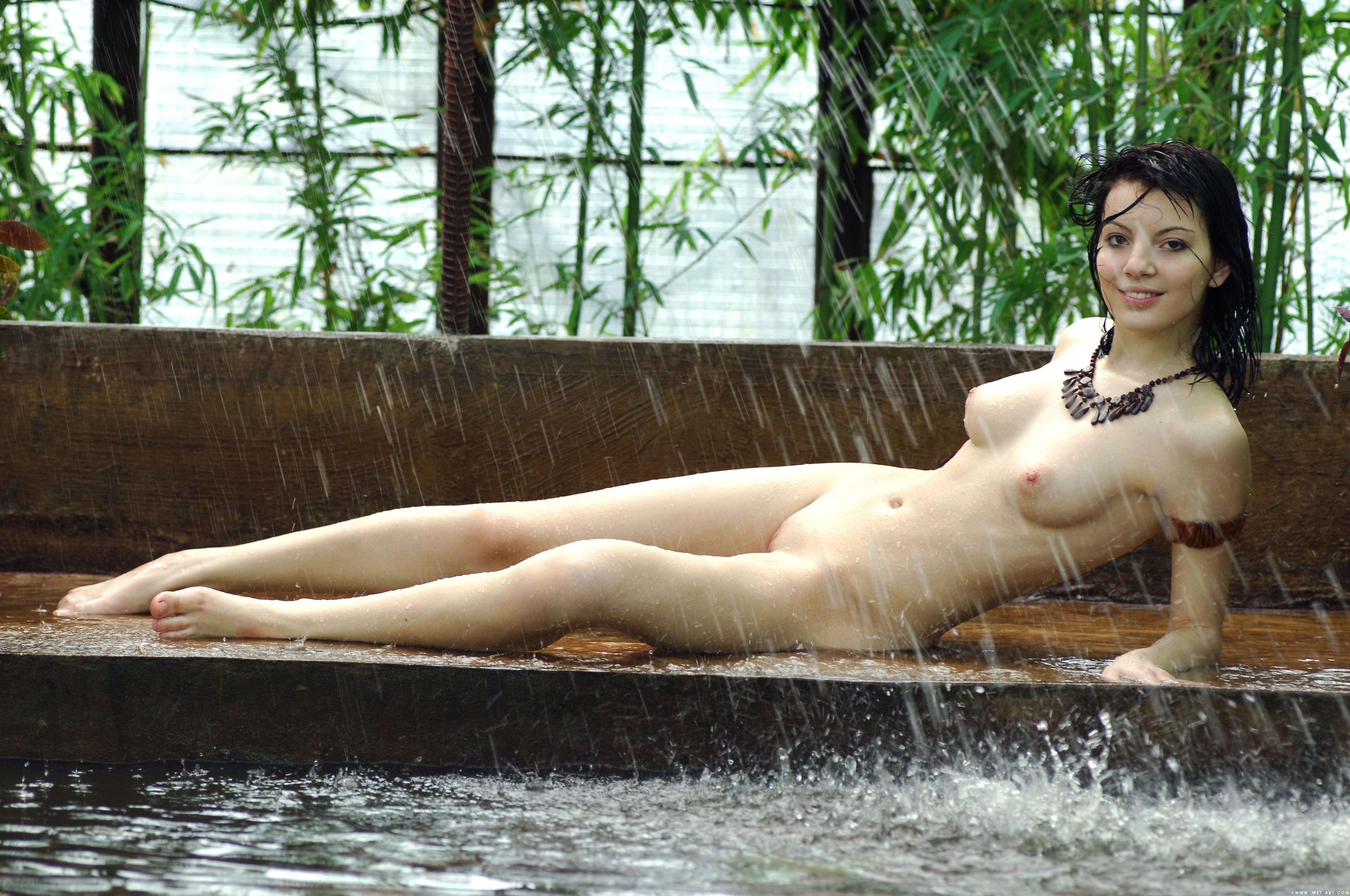 обои Chanel A, красотка, голая, голая девушка картинки фото
