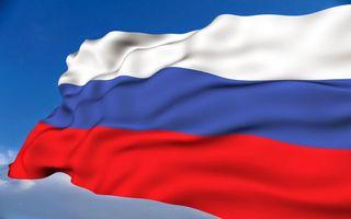 Заставки флаг, России, развивается
