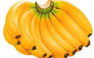 Бесплатные фото фрукты,бананы,связка,желтые,витамины