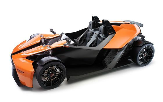 Photo free roadster, orange, wheels