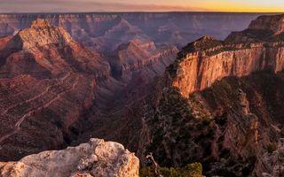 Фото бесплатно каньон, скалы, камни, порода