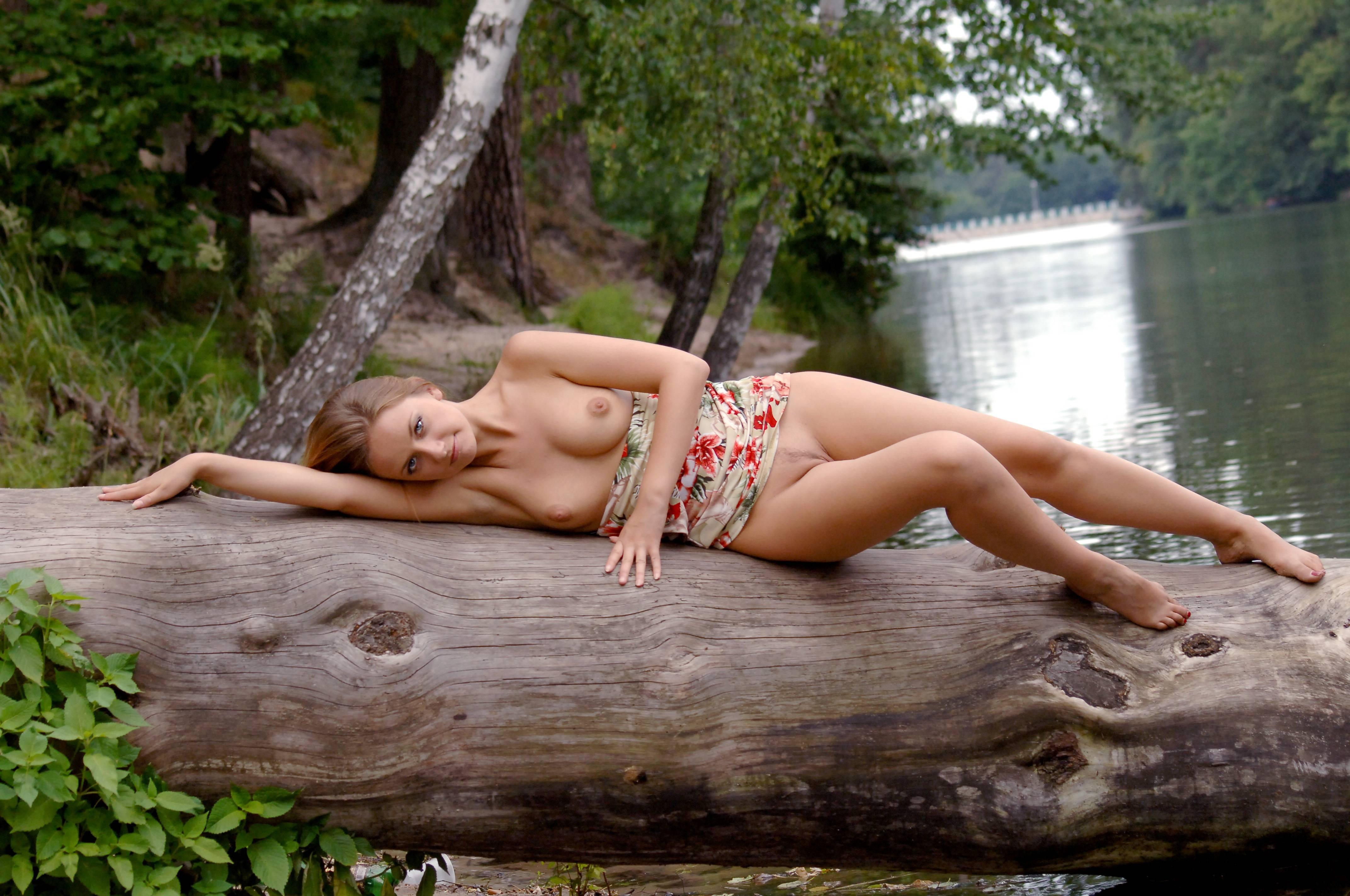 Реальная эротика на природе фото 5